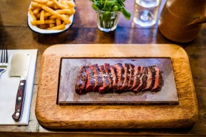 Flat Iron comes to King's Cross - the steak restaurant hits Caledonian Road with wagyu fries