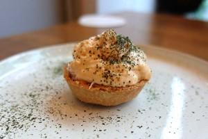 Test Driving Adam Handling Chelsea - high-end cuisine (with chicken butter) in Chelsea