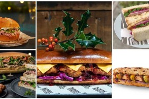 London's best Christmas sandwiches for 2019