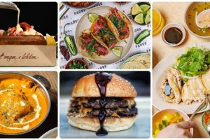 Best DIY meal & burger kits delivered to London and the UK