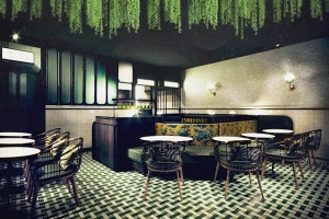 Wun's late night bar and restaurant on Greek Street will channel 1960s Hong Kong