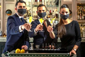 Best drink and cocktail trolleys in London's bars and restaurants