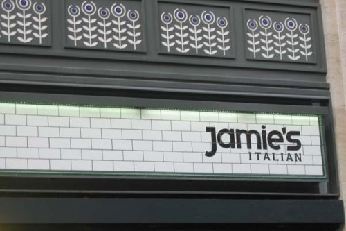 Jamie's Italian Covent Garden