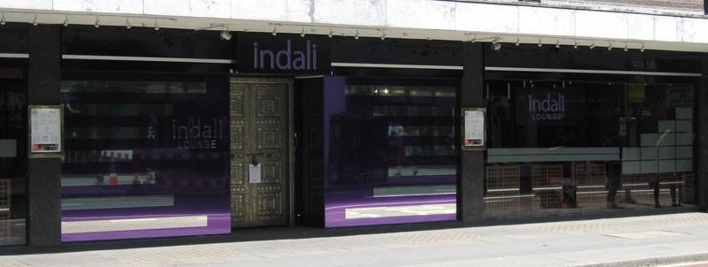 Indian Restaurant Baker Street Station